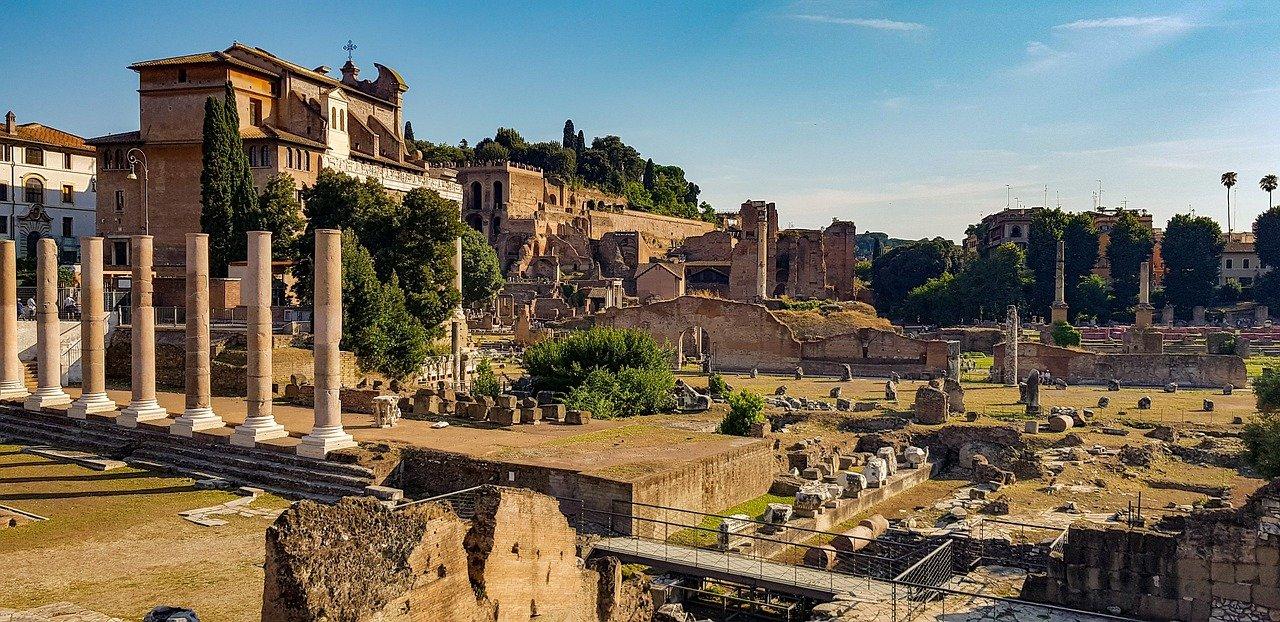 Visita Foro Romano e Palatino
