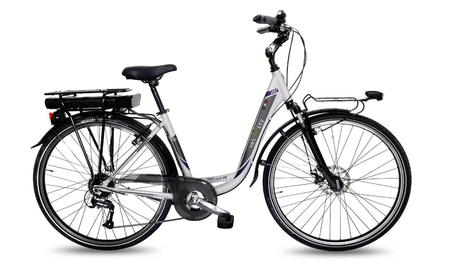 Noleggio e-bike City Plus