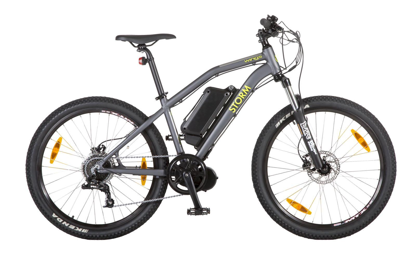 Noleggio e-bike Storm