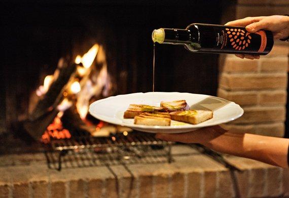 Degustazione olio e vino