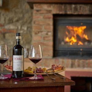 borgo casa al vento vino