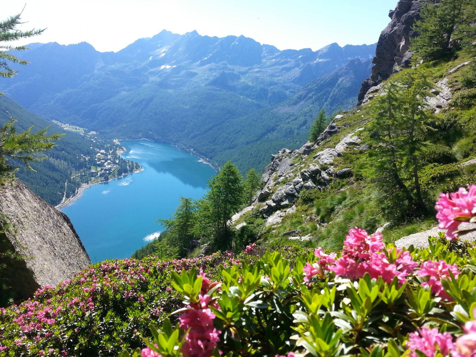 Giro del Lago di Ceresole