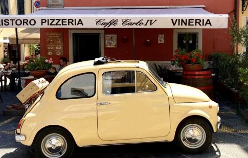 Noleggio 500 Fiat
