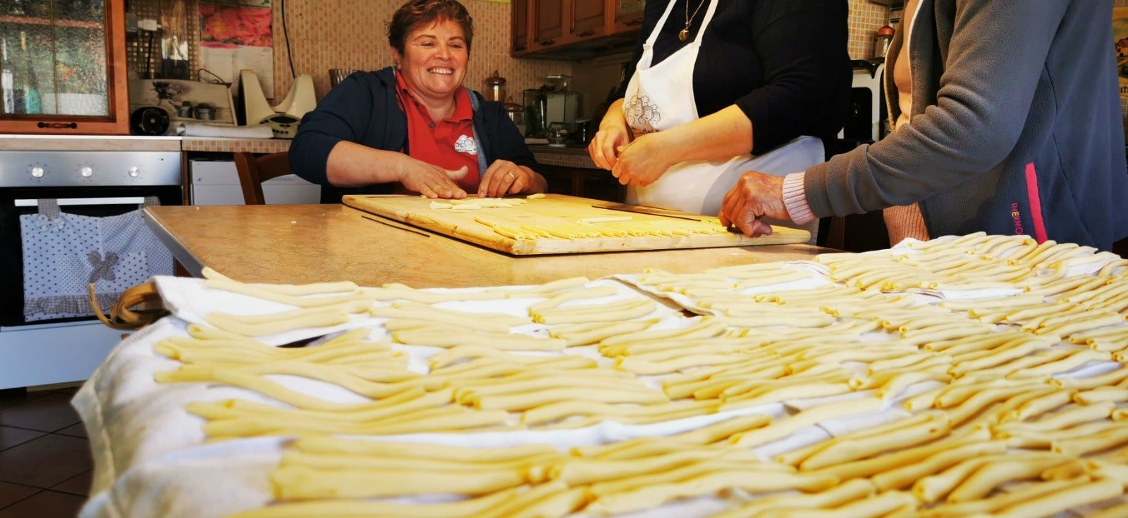 Cooking class tradizionale